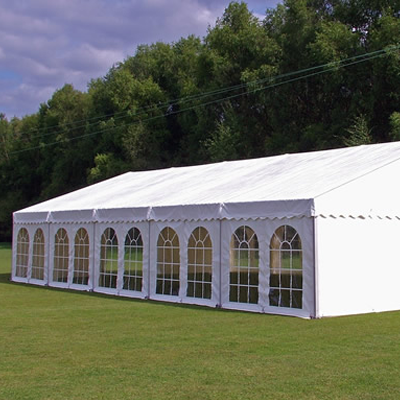 Frame tents for sale in windows