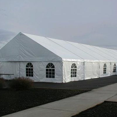 White frame tents for sale