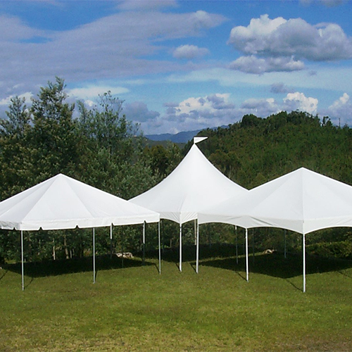 two poles classic tents