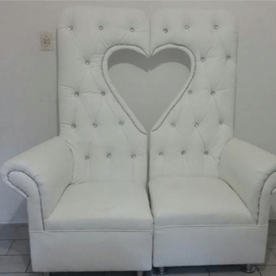 Love chairs for sale white