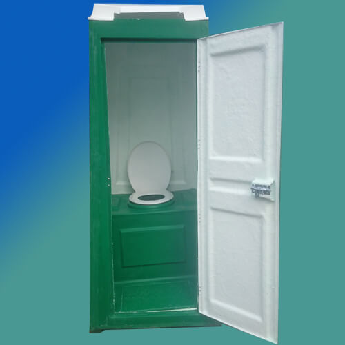 Chemical toilets interior