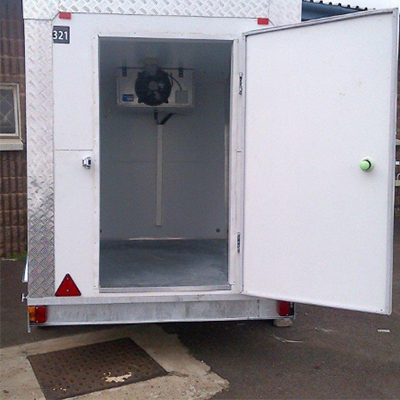 mobile chillers trailer for sale