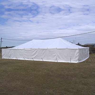 White marquee for sale