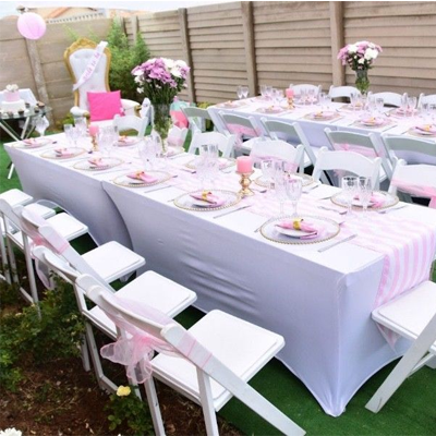 Wedding wimbledon chairs for sale